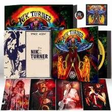 Nik Turner (Hawkwind): Space Gypsy (Limited Edition), 2 CDs