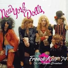 New York Dolls: French Kiss '74, CD