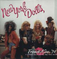 New York Dolls: French Kiss '74 / Actress - Birth Of The New York Dolls (180g) (Limited-Edition), 2 LPs