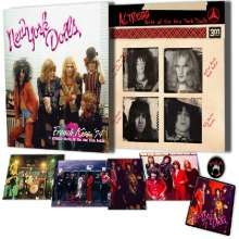 New York Dolls: French Kiss '74 / Actress: Birth Of The New York Dolls (Limited Edition), 2 CDs