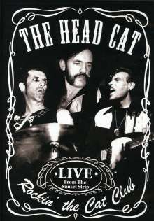 The Head Cat: Rockin The Cat Club: Live From..., DVD