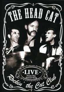 The Head Cat: Rockin The Cat Club: Live From..., DVD