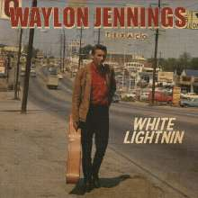 Waylon Jennings: White Lightnin' (180g) (Limited-Edition), LP