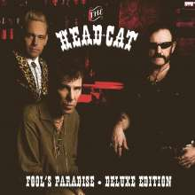 The Head Cat: Fool's Paradise (Deluxe Edition), 1 CD und 1 DVD