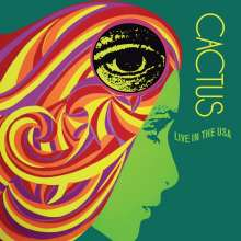 Cactus: Live In The USA 2006, 2 CDs