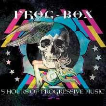 Prog Box, 4 CDs