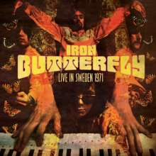 Iron Butterfly: Live In Sweden 1971, CD