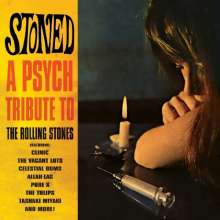 Stoned: A Psych Tribute To The Rolling Stones, CD