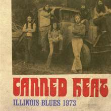 Canned Heat: Illinois Blues, LP