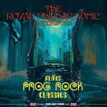 Royal Philharmonic Orchestra: Plays Prog Rock Classics, CD