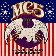 MC5: Kick Out The Jams Mother..., CD