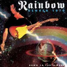 Rainbow: Denver 1979 (Limited-Edition) (Colored Vinyl), 2 LPs