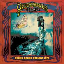 Quicksilver Messenger Service (Quicksilver): Stony Brook College, New York 1970, 2 CDs