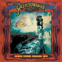 Quicksilver Messenger Service (Quicksilver): Stony Brook College, New York 1970, 2 LPs