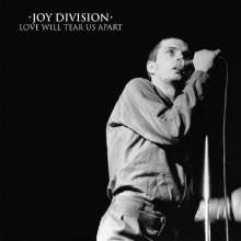 Joy Division: Love Will Tear Us Apart, Single 12""