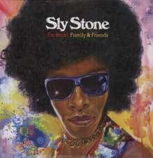 Sly Stone: I'm Back! (180g), LP