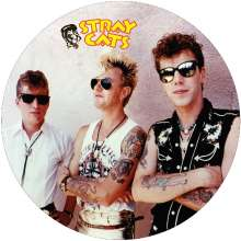 Stray Cats: Rockabilly Strut (Picture-Disc), LP