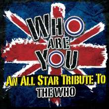 An All Star Tribute To The Who, CD