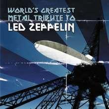 Tribute To Led Zeppelin, CD