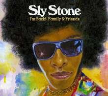 Sly Stone: I'm Back! Family & Friends, CD