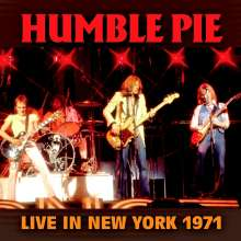 Humble Pie: Live In New York 1971, CD