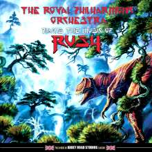 Royal Philharmonic Orchestra: Plays The Music Of Rush, CD