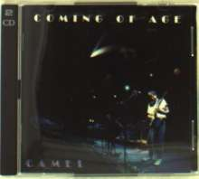Camel: Coming Of Age -28 Tr.Live, CD