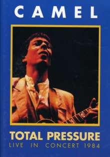 Camel: Total Pressure - Live In Concert 1984, DVD