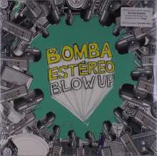 Bomba Estéreo: Blow Up (10th Anniversary) (Colored Vinyl), LP