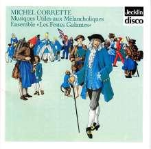 Michel Corrette (1707-1795): Musiques utiles aux Melancholiques, CD