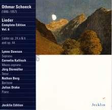 Othmar Schoeck (1886-1957): Sämtliche Lieder Vol.6, CD
