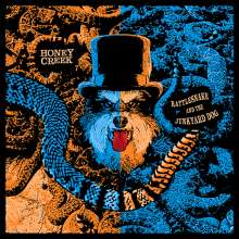 Honey Creek: Rattlesnake And The Junkyard Dog, CD