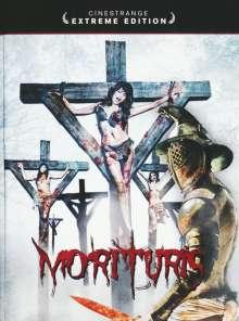 Morituris (Blu-ray & DVD im Mediabook), 1 Blu-ray Disc und 1 DVD