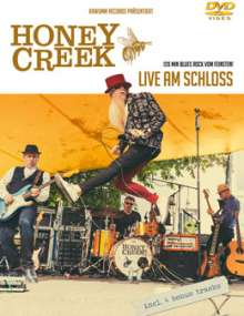 Honey Creek: Live am Schloss, DVD