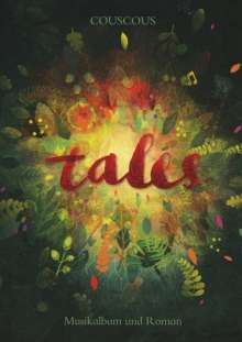 CousCous: Tales, 1 CD und 1 Buch