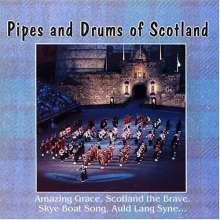 Pipes & Drums Of Scotla: Pipes & Drums Of Scotland / Va, CD