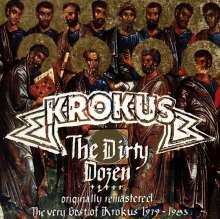 Krokus: The Dirty Dozen: The Very Best Of Krokus, CD