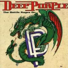 Deep Purple: The Battle Rages On, CD
