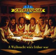 Zillertaler Schürzenjäger - A Weihnacht..., CD