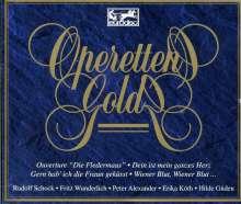 Operettengold, 2 CDs