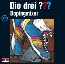 Die drei ??? (Folge 060) - Dopingmixer, CD