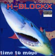 H-Blockx: Time To Move, CD
