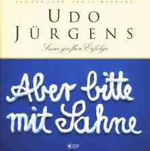 Udo Jürgens: Aber bitte mit Sahne - Seine großen Erfolge, CD