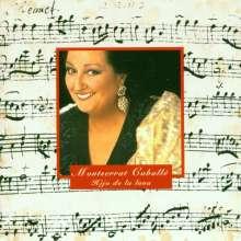 Montserrat Caballe - Hijo de la luna, CD