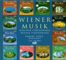 Wiener Musik Vol.1-12, 12 CDs