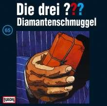 Die drei ??? (Folge 065) - Diamantenschmuggel, CD