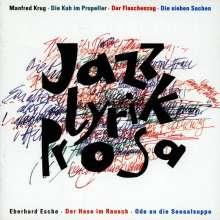 Manfred Krug: Jazz-Lyrik-Prosa, CD