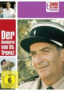 Louis de Funes: Der Gendarm von St.Tropez, DVD