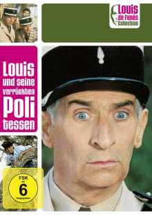 Louis de Funes: Louis und seine verrückten Politessen, DVD