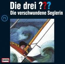 Die drei ??? (Folge 071) - Die verschwundene Seglerin, CD